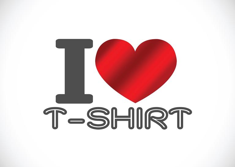 I love T-shirt1