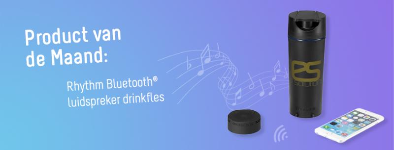 Rhythm Bluetooth luidspreker fles