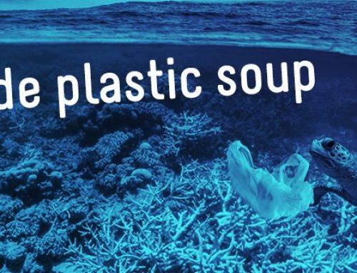 Stop de plastic soup! Achtergrondinfo over duurzame relatiegeschenken