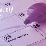 Haal je relatiegeschenken op tijd in huis voor de kerst!